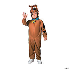 Kid's Scooby-Doo Costume - Small