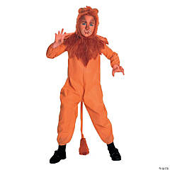 Kid's Wizard of Oz™ Cowardly Lion Costume - Large