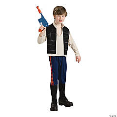 Boy's Han Solo Costume - Large