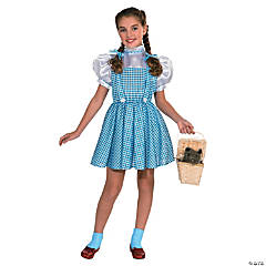Girl's Wizard of Oz™ Dorothy Costume - Small