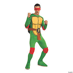 Adult's Teenage Mutant Ninja Turtles™ Raphael Costume - Standard