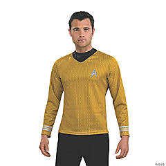 Adult's Star Trek™ Movie Captain Kirk Costume - Small