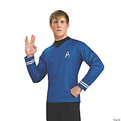 Adult's Deluxe Star Trek™ Movie Spock Costume - Small
