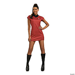 Women's Deluxe Uhura Costume - Extra Small