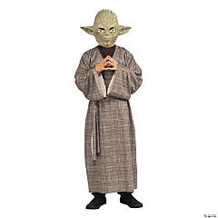 Boy's Deluxe Star Wars™ Yoda Costume - Small