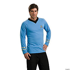 Adult's Deluxe Star Trek™ Classic Spock Costume - Medium