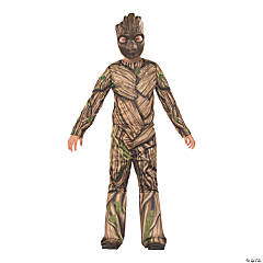 Boy's Guardians of the Galaxy™ Groot Costume