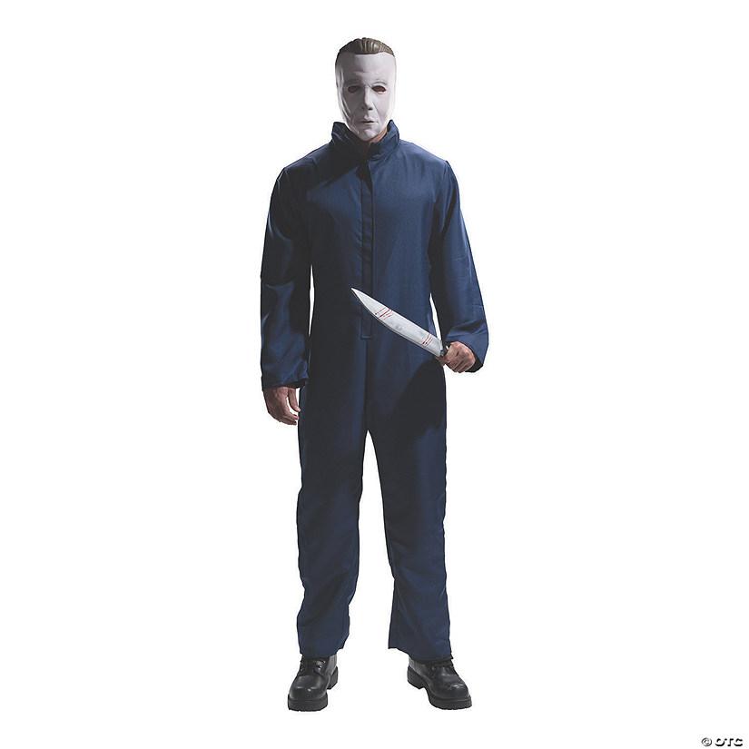 sc 1 st  Oriental Trading & Menu0027s Michael Myers Halloween Costume