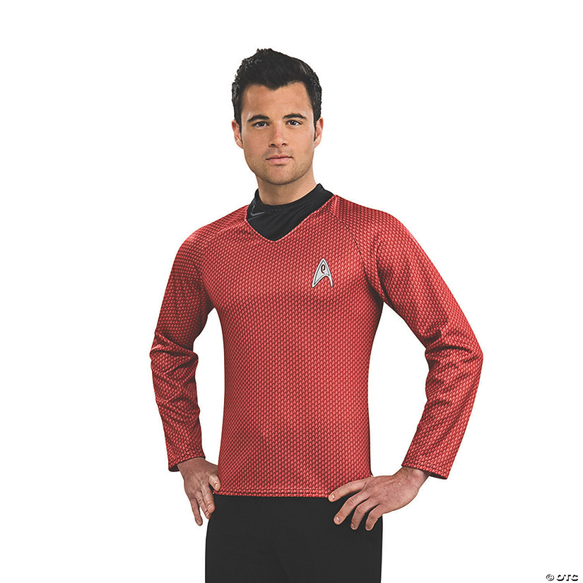 sc 1 st  Oriental Trading & Menu0027s Star Trek™ Movie Scotty Halloween Costume