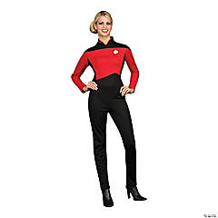 Women's Deluxe Commander Uniform Star Trek Costume