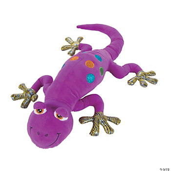 Plush Lenny the Lizard - Medium