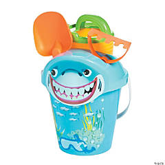 Shark Sand Bucket Set