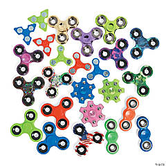 Fidget Spinner & Fidget Toy Assortment