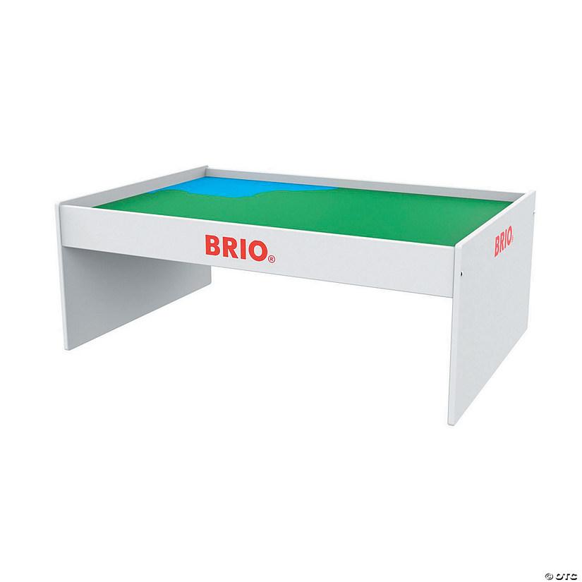 brio train play table rh mindware orientaltrading com brio train table set brio train tables for kids
