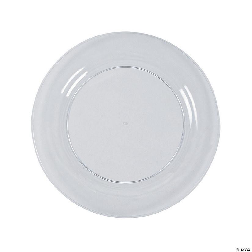sc 1 st  Oriental Trading & Premium Clear Plastic Dinner Plates