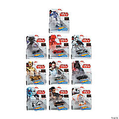 Hot Wheels<sup>&#174;</sup> Star Wars&#8482; Episode 8 Character Cars