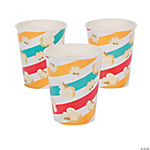 Movie Party Paper Cups