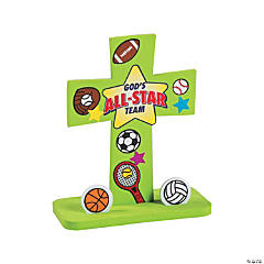 VBS Sports Stand-Up Craft Kit