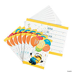 Despicable Me 3™ Party Invitations