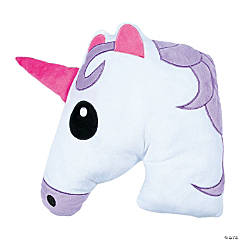 Plush Unicorn Emoji