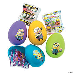 Minions™ Candy-Filled Easter Eggs