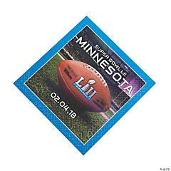 NFL<sup>&#174;</sup> Super Bowl LII Luncheon Napkins