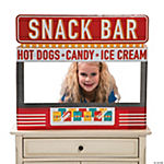 Movie Party Snack Bar Tabletop Stand