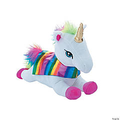 Plush Super Unicorn