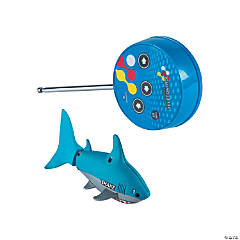 Mini Remote Control Shark