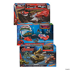 Hot Wheels<sup>&#174; </sup>Marvel<sup>&#8482;</sup> Play Set