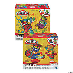 Play-Doh<sup>&#174;</sup> Marvel Can-Heads Playset