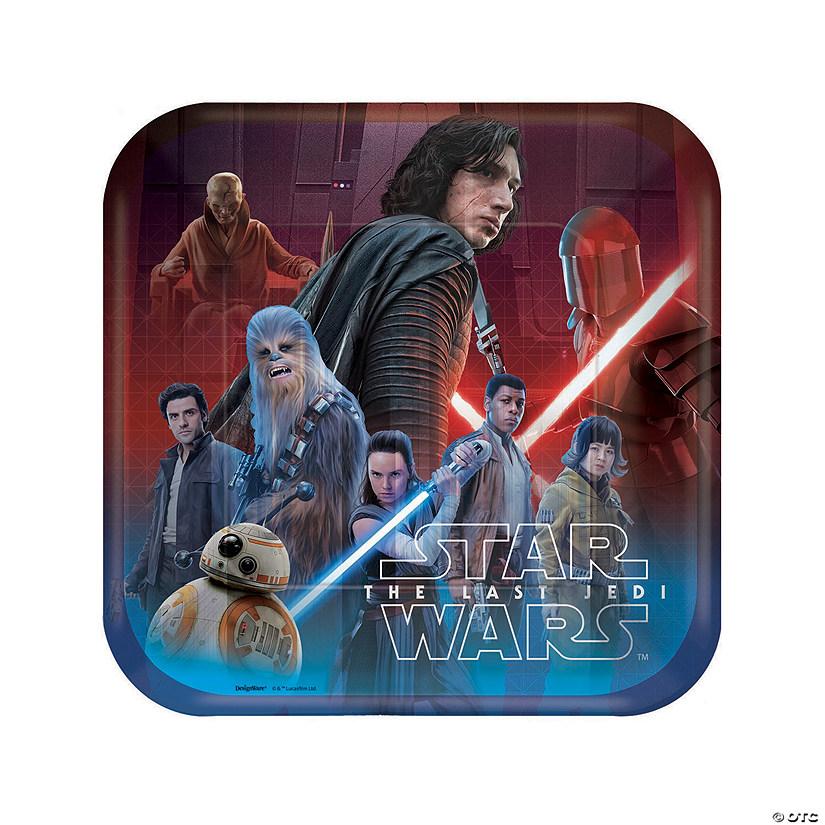 sc 1 st  Oriental Trading & Star Wars™ Episode VIII: The Last Jedi Dinner Paper Plates