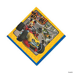 Mickey & the Roadster Racers Luncheon Napkins