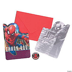 Ultimate Spider-Man™ Thank You Cards