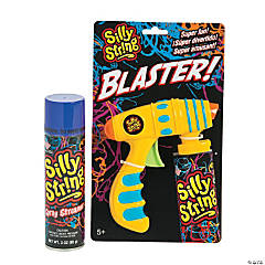 Silly String Blaster with Silly String