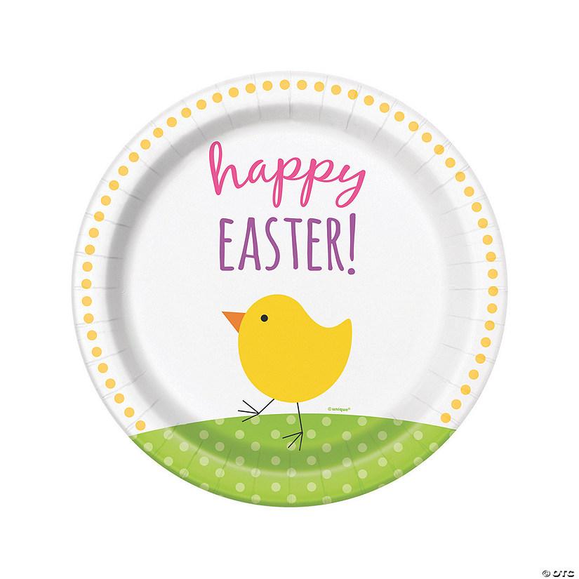 Cute Easter Dinner Paper Plates  sc 1 st  Oriental Trading & Easter Dinner Paper Plates
