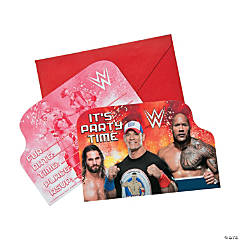 WWE™ Invitations