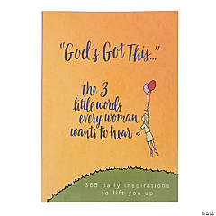 God's Got This Daily Devotions Book