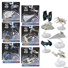 Hot Wheels<sup>&#174;</sup> Star Wars<sup>&#8482;</sup> Anniversary Ships