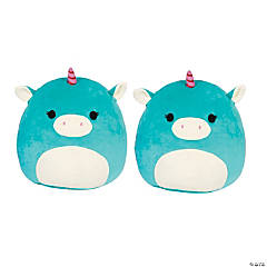 Squishmallows™ Plush Ace & Astrid the Unicorns - Small