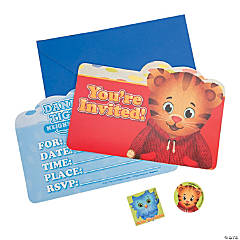 Daniel Tiger's Neighborhood™ Invitations