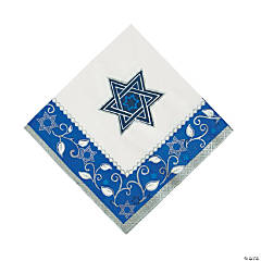 Joyous Holiday Passover Luncheon Napkins