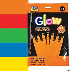 Preferred Glow Sticks - 12 Pc.
