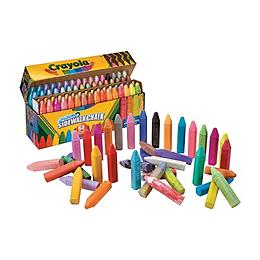 Crayola® Ultimate Sidewalk Chalk