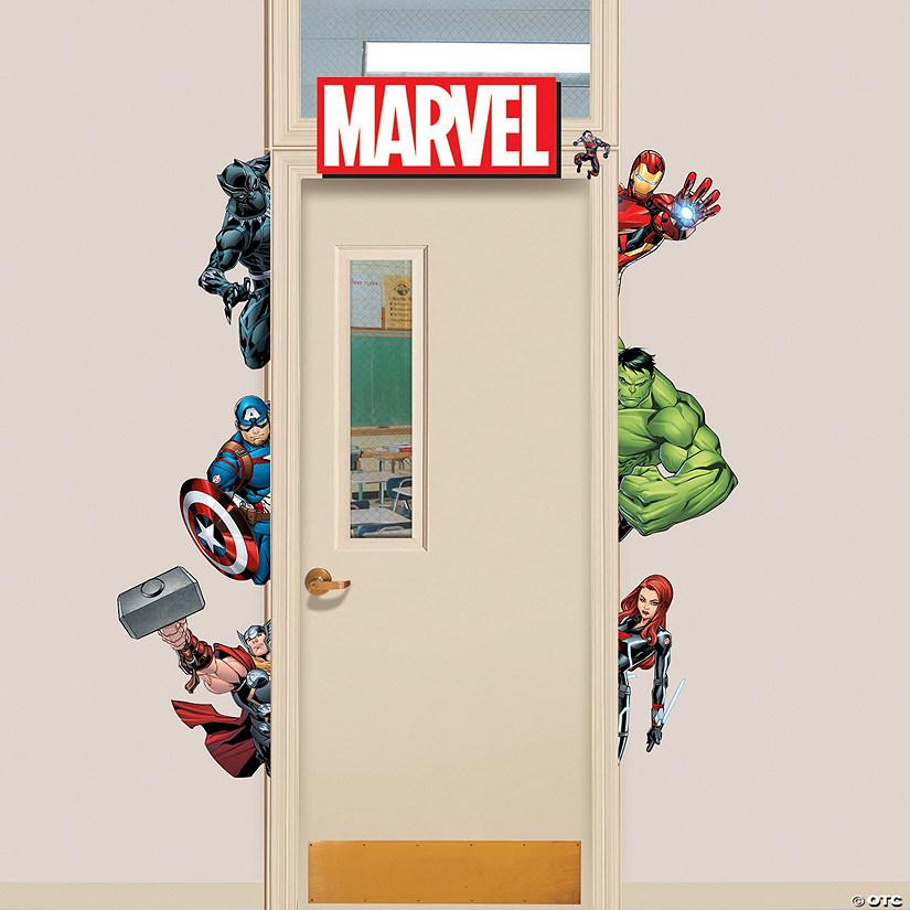 Marvel™ Superhero Door Border