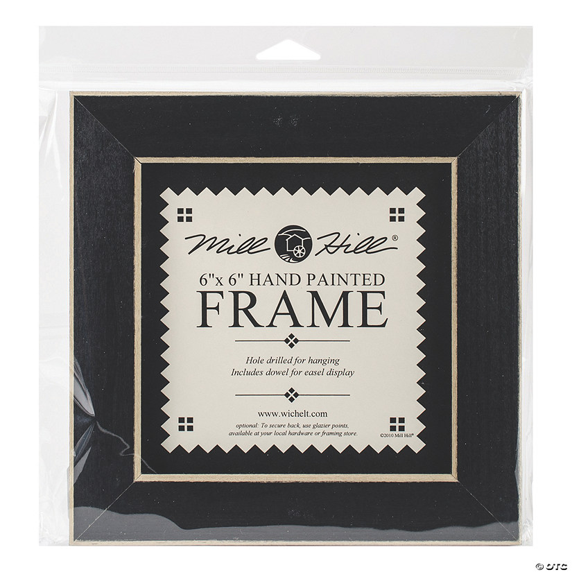 Mill Hill Wooden Frame 6\