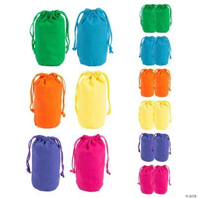 Bright Color Drawstring Bags