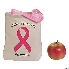 Breast Cancer Awareness Tote Bags