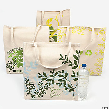 "Reusable ""Green"" Totes"