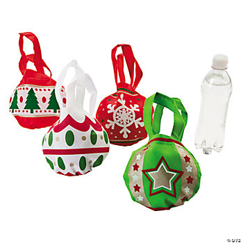 Small Ornament Totes